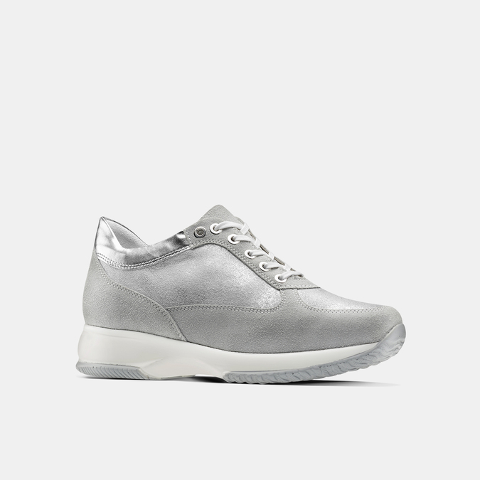 Women's shoes bata, Gris, 523-2306 - 13