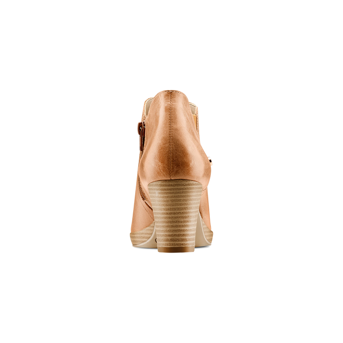BATA Chaussures Femme bata, Brun, 724-3186 - 15