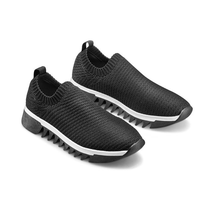 Women's shoes bata, Noir, 539-6113 - 16