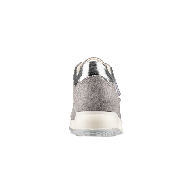 Women's shoes bata, Gris, 513-2202 - 15