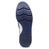 Men's shoes bata, Violet, 849-9145 - 17