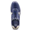 Men's shoes bata, Violet, 849-9145 - 15