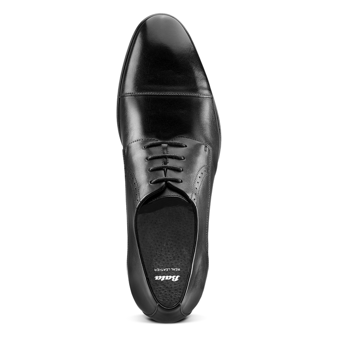 Men's shoes bata, Noir, 824-6339 - 15