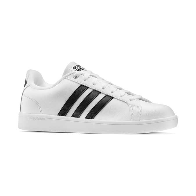 Men's shoes adidas, Blanc, 801-1378 - 13