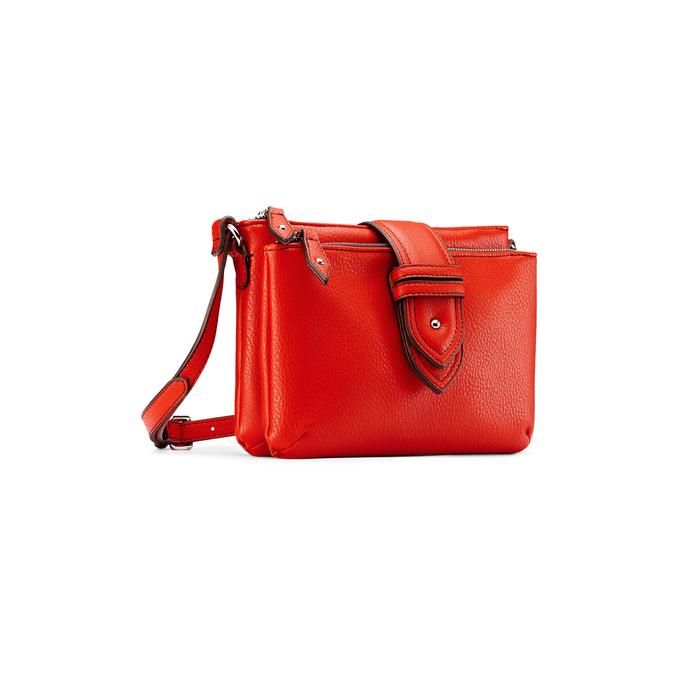 Bag bata, Rouge, 961-5215 - 13