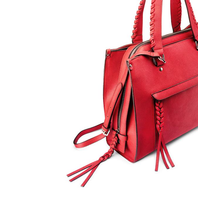 Bags bata, Rouge, 961-5238 - 15