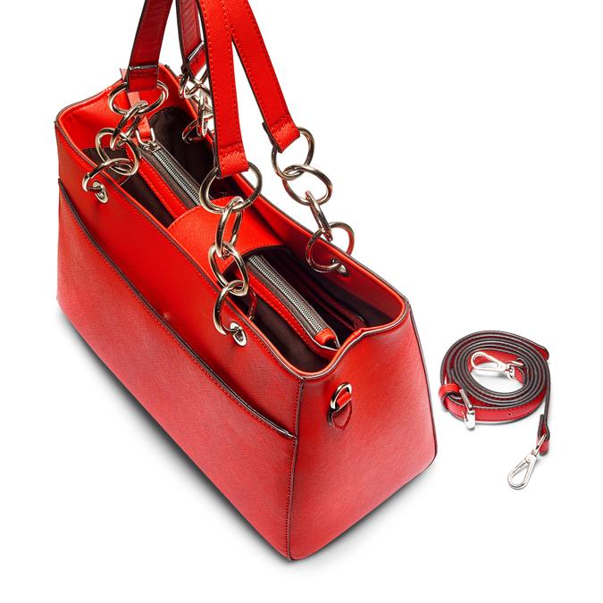 Bag bata, Rouge, 961-5343 - 17