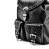 Backpack bata, Noir, 961-6288 - 15