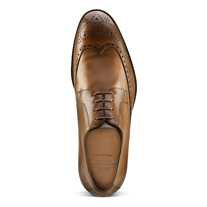 BATA THE SHOEMAKER Herren Shuhe bata-the-shoemaker, Braun, 824-4342 - 15