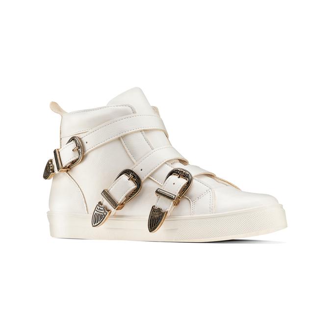 BATA Chaussures Femme bata, Blanc, 541-1193 - 13