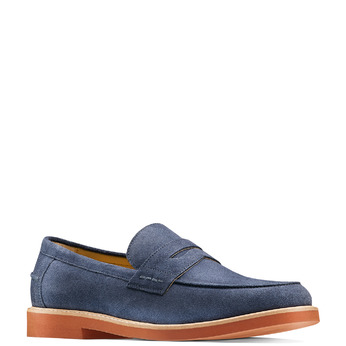 Men's shoes bata-light, Violet, 813-9163 - 13