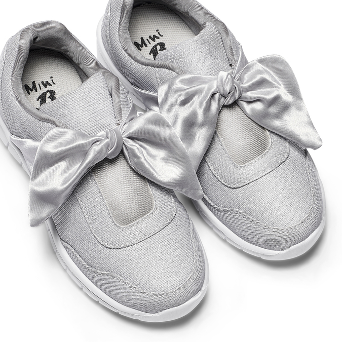 Childrens shoes mini-b, Blanc, 329-1341 - 26