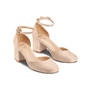 Women's shoes insolia, Beige, 729-5208 - 16