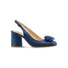 Women's shoes insolia, Violet, 729-9216 - 13