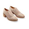 Women's shoes bata, Jaune, 623-8157 - 16