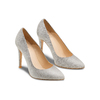 Women's shoes insolia, Gris, 723-2257 - 16