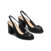 Women's shoes insolia, Noir, 729-6178 - 16