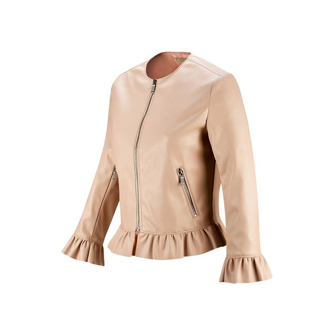 Jacket bata, Jaune, 971-8209 - 16