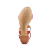 Women's shoes insolia, Rouge, 669-5297 - 19