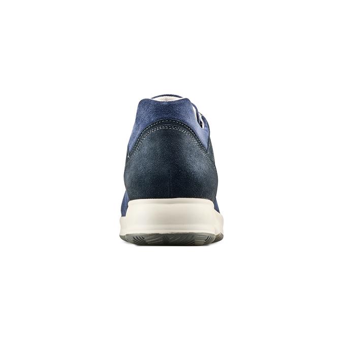 Men's shoes bata, Violet, 849-9162 - 15