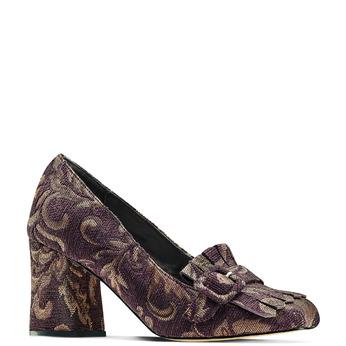 Women's shoes insolia, Brun, 729-4973 - 13