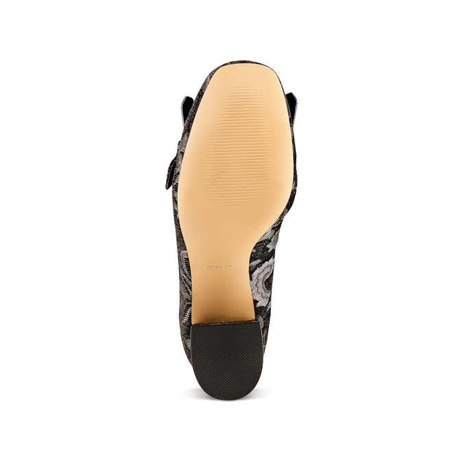 Women's shoes insolia, Noir, 729-6973 - 17