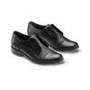 Chaussure en cuir pour femme bata, Noir, 514-6267 - 16