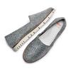 Women's shoes flexible, Blanc, 515-1148 - 26