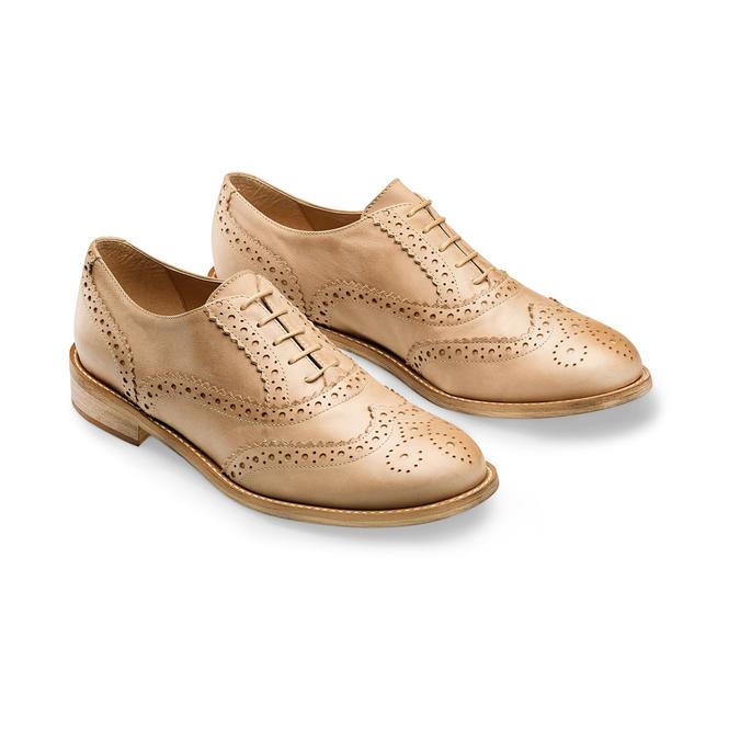 BATA Chaussures Femme bata, Beige, 524-8482 - 16
