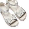 Childrens shoes mini-b, Blanc, 261-1117 - 26