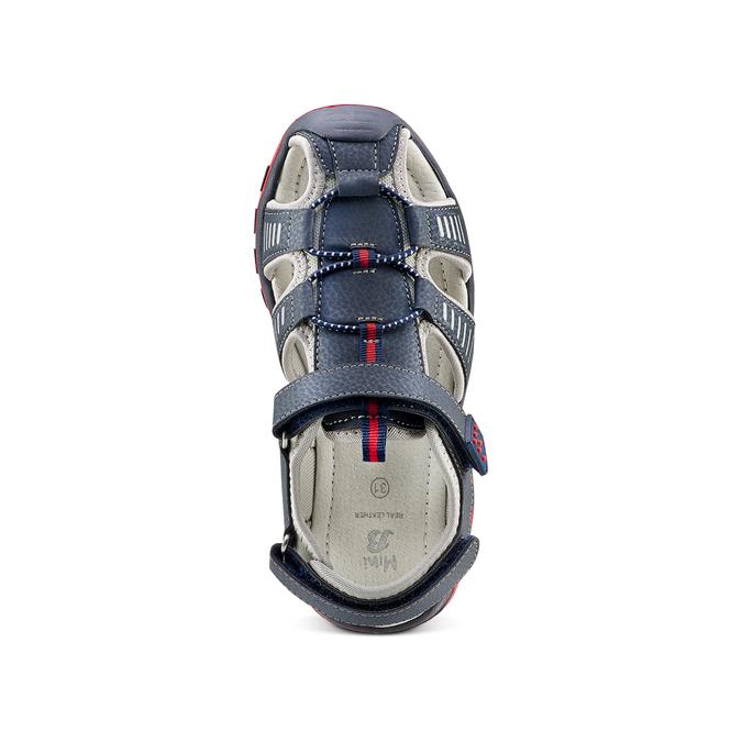 Childrens shoes mini-b, Violet, 261-9181 - 17
