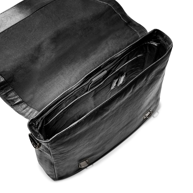 Bag bata, Noir, 964-6255 - 16