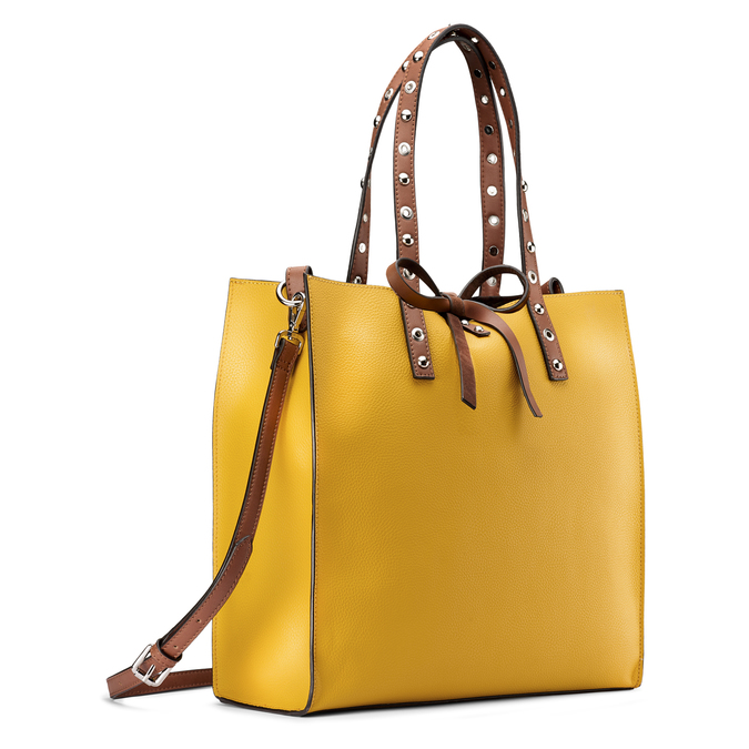 Bag bata, Jaune, 961-8296 - 13