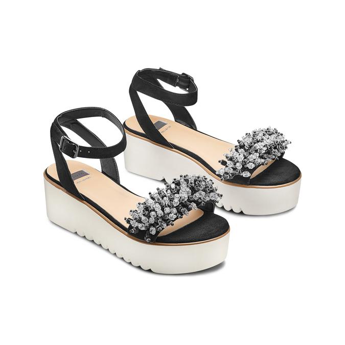 Women's shoes bata, Noir, 669-6283 - 16