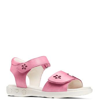 Childrens shoes mini-b, Rouge, 261-5144 - 13