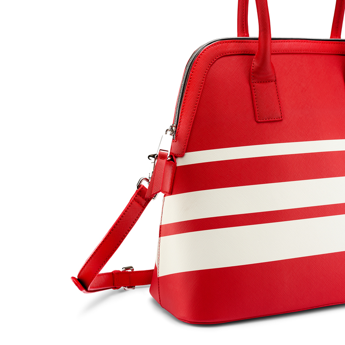 Bag bata, Rouge, 961-5387 - 15