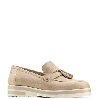Women's shoes bata, Jaune, 513-8182 - 13