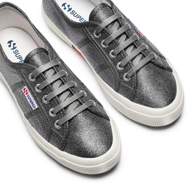 Women's shoes superga, Argent, 589-2487 - 26