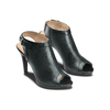 Women's shoes bata, Noir, 724-6187 - 16