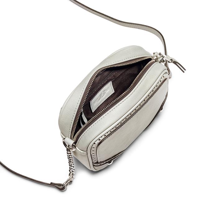 Bag bata, Blanc, 961-2248 - 16