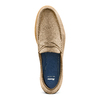 Men's shoes bata, Jaune, 853-8143 - 17