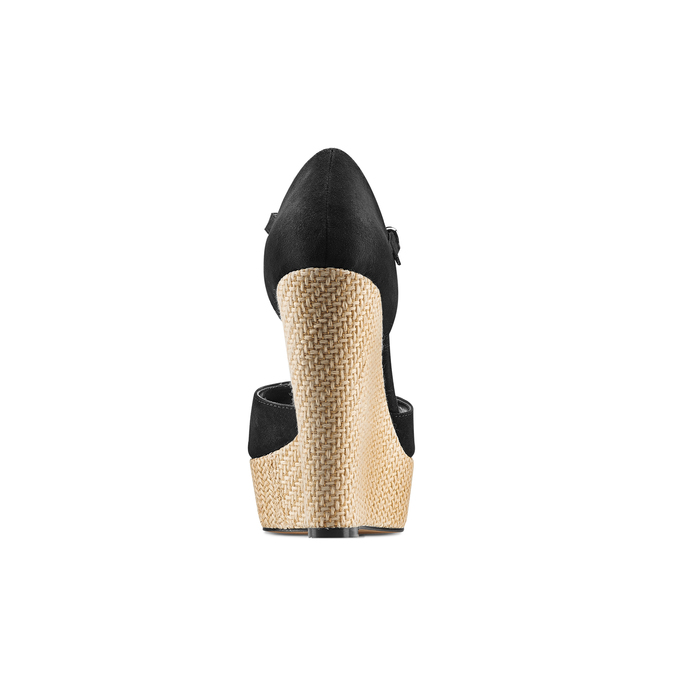 Women's shoes insolia, Noir, 769-6645 - 15