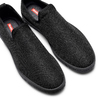 Men's shoes, Noir, 839-6144 - 26