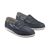 Men's shoes bata, Bleu, 856-9150 - 16