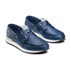 Men's shoes bata, Bleu, 844-9399 - 16