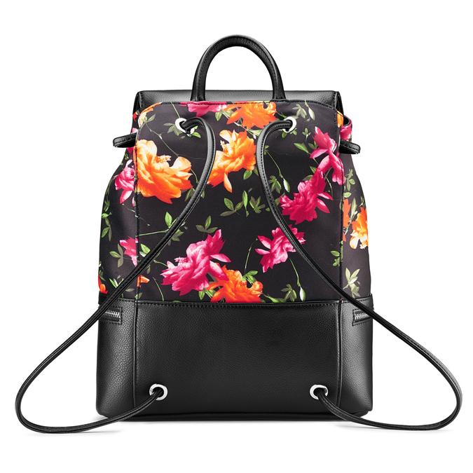Backpack bata, Noir, 969-6308 - 26