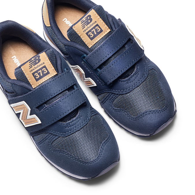 Childrens shoes new-balance, Bleu, 309-9200 - 26