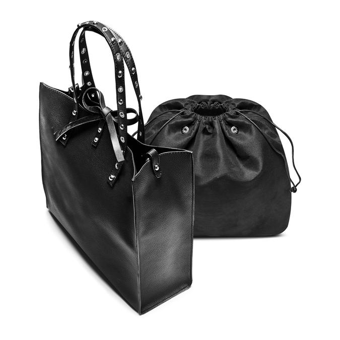 Bag bata, Noir, 961-6296 - 17