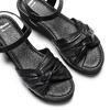 Women's shoes bata, Noir, 764-6271 - 26