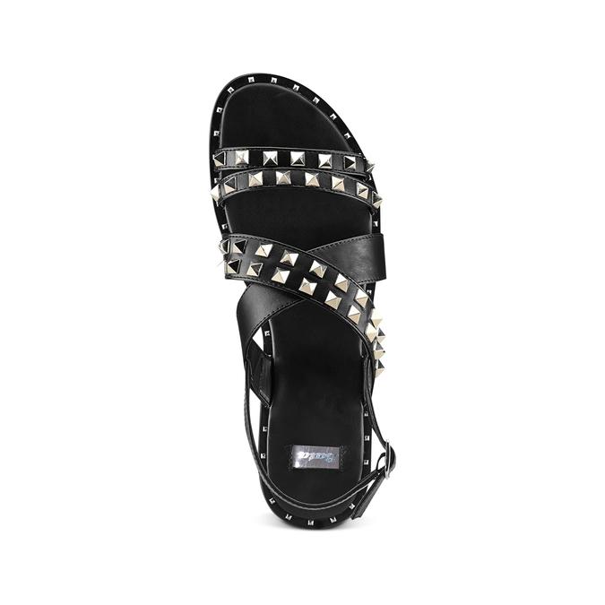 Women's shoes bata, Noir, 561-6245 - 17